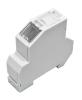 BKT TYPE-A keystone DIN adaptor, shielded