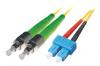 Patchcord BKT FC/APC-SC/UPC OS2 (9/125um) duplex 2m