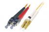 Patchcord BKT FC/PC-LC/PC OM1 (62,5/125um) duplex 1m