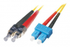 Patchcord BKT FC/UPC-SC/UPC OS2 (9/125um) duplex 2m