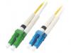 Patchcord BKT LC/APC-LC/UPC OS2 (9/125um) duplex 5m