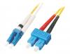 Patchcord BKT LC/UPC-SC/UPC OS2 (9/125um) duplex 3m