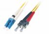 Patchcord BKT LC/UPC-ST/UPC OS2 (9/125um) duplex 3m