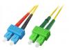 Patchcord BKT SC/UPC-SC/APC OS2 (9/125 um) duplex 5m