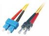Patchcord BKT SC/UPC-ST/UPC OS2 (9/125um) duplex 5m