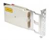 Module for BKT aluminum fiber optic patch panel 3U FTTH for 6 adaptors SC duplex, LC quad unequipped