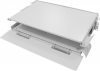 "BKT fiber optic patch panel 2U/19"" 96xSC simplex FTTH"