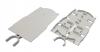 BKT splice cassette for 24 splices for fiber optic enclosures 11320410 and 11320412