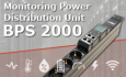 BPS2000 monitoring power distribution unit