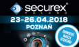 We invite you to visit our stand at the SECUREX fair