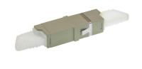 Adaptor BKT E2000 MM simplex R&M plastic beige