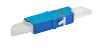 Adaptor BKT E2000/PC SM simplex R&M plastic BLUE