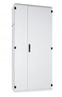 """Optical distribution frame BKT ODF 42U 19"""" 800/400/1980 double leaf doorfull metal (2x400) RAL 7035"""