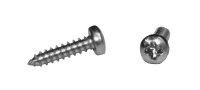 Screw for adaptor mounting SC (patch panels Data Plus, Veni - front plates V2)