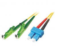 Patchcord BKT E2000-APC/SC UPC (9/125um) duplex 1m