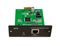 BKT hot-swappable SNMP/WEB Card, for ATS expansion