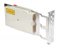 Module for BKT aluminum fiber optic patch panel 3U FTTH for 6 adaptors SC duplex, LC quad unequipped