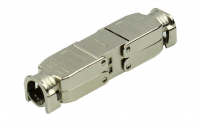 BKT cable coupler cat.6A, AWG22-23, shielded, toolless (it is not subject to certification)