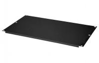 BKT blanking panel 6U RAL 7021 BLACK