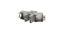 BKT RJ45 cat. 5e module, shielded, keystone, tool
