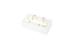 Surface mount box BKT 4 modules (148 x 40 x 81)