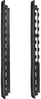 BKT vertical organiser 4DC, 42U for cabinet width 800 mm , RAL 9005 (1 pc)