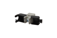 BKT RJ45 cat. 5e module, unshielded, keystone, toolless
