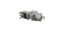 BKT RJ45 cat. 5e module, shielded, keystone, toolless