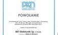 Firma BKT Elektronik członkiem Polskiego Komitetu Normalizacji