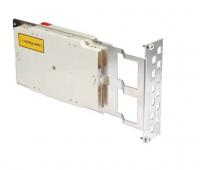 Moduł do przełącznicy 3U aluminiowej FTTH dla 12 adapterów ST lub FC simplex niewyposażony