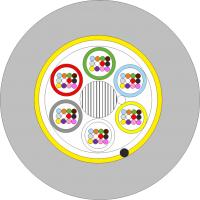 Kabel FO BKT ADSS 24E (2x12) 9/125 >4000N, przęsło 100m AA03