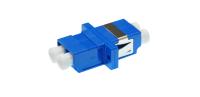Adapter BKT LC SM duplex niebieski SC simplex footprint