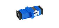 Adapter BKT SC SM simplex plastic niebieski