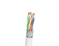 Kabel F/UTP PVC kat. 5e drut szary UC300S 24 Draka (1000m)