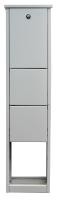 Zewnętrzna dystrybucyjna szafka BKT do FTTx