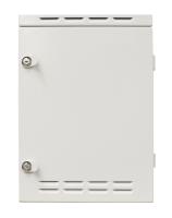 Szafka wisząca dwupłaszczowa BKT 380/275/555 (szer/gł/wys) IP55 RAL7035