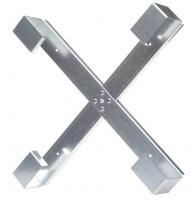 Stelaż szafki naściennej zapasu kabla ECO BKT ( stała wysokość ramienia )