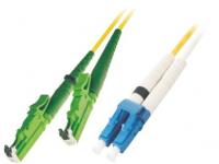 Patchcord BKT E2000-APC/LC-UPC (9/125um) duplex 1m