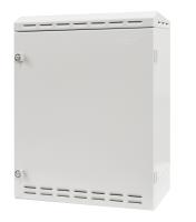 Szafka wisząca dwupłaszczowa BKT 590/380/780 (szer/gł/wys) IP55 RAL7035