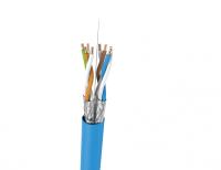 Kabel U/FTP LSHF kat. 6 BKT 455 drut niebieski 23AWG (500m)