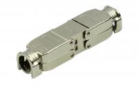 Łącznik kabla BKT kat.6A, AWG 22-23, ekranowany, beznarzędziowy (nie podlega certyfikacji)