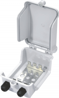 Box zewnętrzny BKT 30 parowy, IP54 (z gniezdnikiem na 3 łączówki 10-parowe)