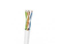 Kabel U/UTP PVC kat. 5e BKT 275 drut szary 24AWG (box 305m)