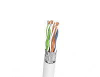 Kabel F/UTP PVC kat. 5e BKT 285 drut szary 24AWG (box 305m)