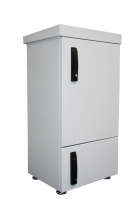 Przełącznica światłowodowa stojąca BKT 450/920/355 IP55 do 144 lini abonenckich (aluminiowa) Outdoor