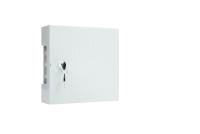 Box wewnętrzny BKT 50 parowy z zamkiem (z gniezdnikiem na 5 łączówek 10-parowych)