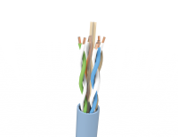 Kabel U/UTP LSHF kat. 6A BKT 505 drut niebieski 23AWG (500m)