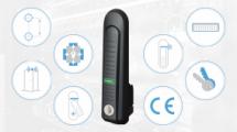 NOWOŚĆ! Elektroniczna klamka do drzwi szafy - AL200
