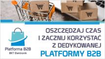 Dołącz do Platformy B2B BKT Elektronik