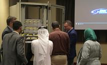 Techniczne seminaria BKT dla firm telekomunikacyjnych w Dubaju